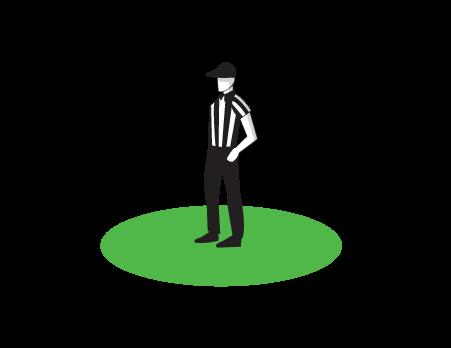 Officials Responsibilities Amp Positions Nfl Football